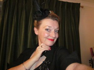 Me in my Witchy Poo costume!