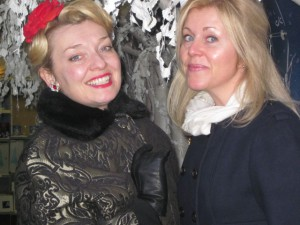 Out and About with my Friend Kim in the Fairy Grotto!