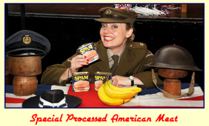 Special Processed American Meat!