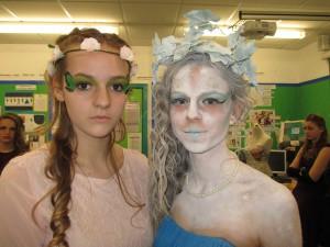 Fantasy Hair and Make-Up!