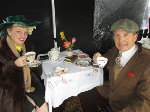 Tea for Two at Shabbytique!
