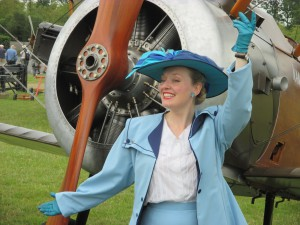 Hitting The High Note at Shuttleworth!
