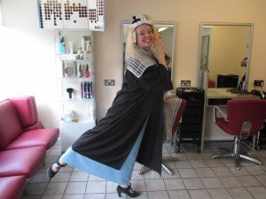 Ballet in the Hair dresses!