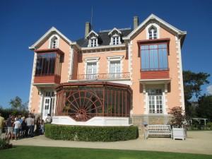 Christan Dior's Home in Granville!
