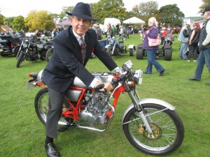 Nice Bike Paul!