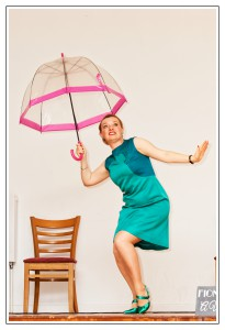 Me Performing The Raining in my Heart Number at Pitstone!