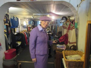 Shopping for Vintage in Hastings!