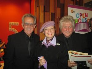 Geoff Foot and Kevan Lingard of Herman's Hermits!