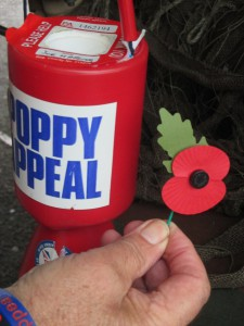 Don't Forget Your Poppy!