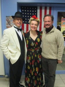 In My New Dress with Paul and Film Maker Doug Phillips