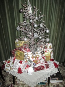My Presents all Wrapped and Ready for Christmas!