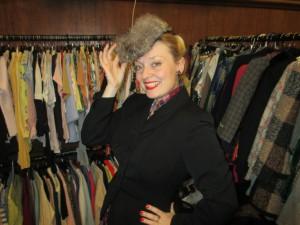 Fiona Harrison at Hammersmith