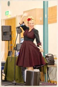 Fiona Harrison at The Allum Hall