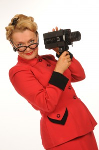 Fiona Harrison on Camera