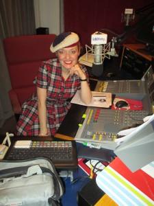 Fiona Harrison on The Alan Pagram radio show