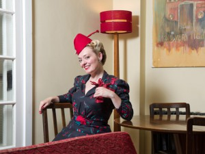 Fiona Harrison to sing at Glasswells Bury St Edmunds