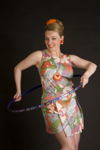 Fiona Harrison does the 1960s