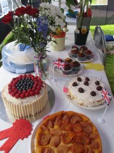Home Made Cakes!