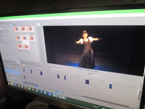 On Screen in Post Production!