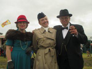 Meeting Up with Mr & Mrs Winsten Churchill!