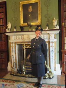 Inside Hughenden Manor!
