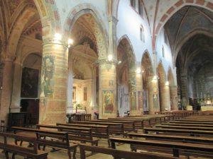Inside San Francesco, Lodi!