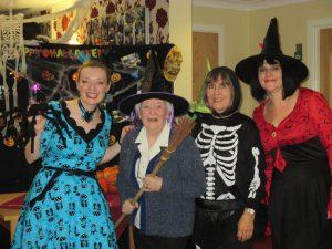 Halloween Parties Galore!