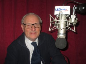 Alan Pagram at L&D Radio!