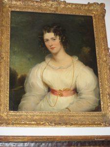 Portrait of Miss Elizabeth Hoare 1826!