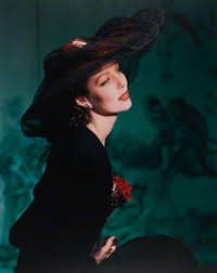 Inspiring Photo of Loretta Young!