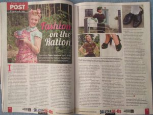 My Fashion on the Ration Article!