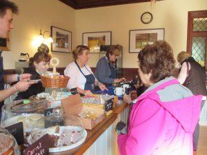 Ascott House Tea Room!