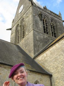 Looking forward to Ste Mere Eglise!