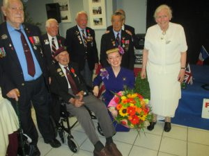 Meeting the Pegasus Bridge Veterans