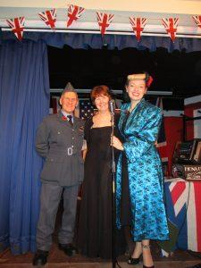 Fiona Harrison at Maulden Village Hall