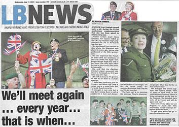 LB News Well Meet Again Every year June 09