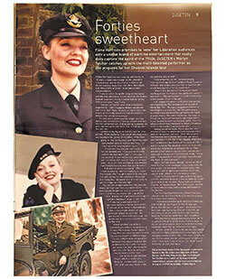 Forties Sweetheart